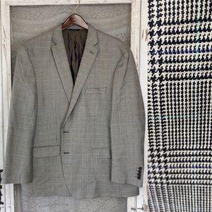 Ralph Lauren Men's Sports Coat Houndstooth 52R